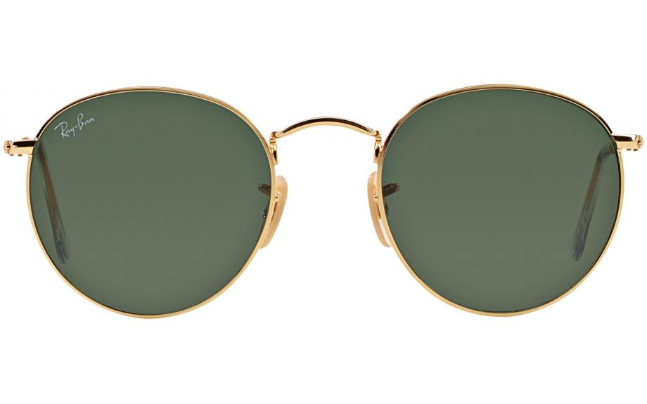 Ray Ban Round Metal RB3447 Sunglasses